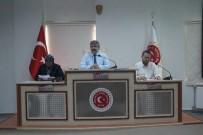 BILECIK MERKEZ - İl Genel Meclisi Ağustos Ayı 5'İnci Birleşimi Yapıldı