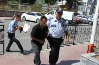 POLİS MERKEZİ - İnşaattan Musluk Çalan Genç Yakalandı