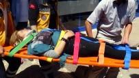 İNTIHAR - İntihar Girişiminde Bulunan Suriyeli Kız Ağabeyi Tarafından Darp Edildi