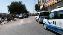 BOKS - İş Yeri Komşularının Kavgasında Kan Aktı Açıklaması 2 Yaralı