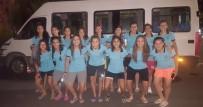 KARAKAYA - Kayseri Gençlerbirliği, Türkiye Finalleri İçin İzmir'e Gitti