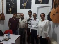 ABDAL - Kırşehir'de 'Gençler Abdal Sazı' Yapımını Öğreniyor