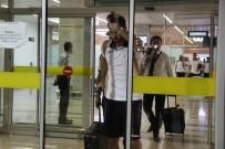 KAYACıK - Konyalılar Atiker Konyaspor'u Havaalanında Karşıladı