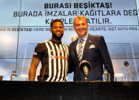 VODAFONE - Lens, Resmen Beşiktaş'ta
