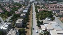 OSMAN GAZI - MASKİ'den Açıklama Geldi Açıklaması 'Fatih Caddesi'ndeki Altyapı Çalışmaları Yönetmeliğe Uygun'