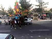 KİLİS VALİSİ - Mesire Alanında Atlı Jandarma Timi Güvenliği Sağlayacak
