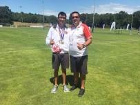 İHLAS KOLEJİ - Mete Gazoz, Dünya Kupası İçin Berlin'de