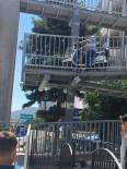 ÜST GEÇİT - Milas'ta Üst 'Motosiklet' Yolu Tepkisi