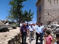 BOLAT - Musabeyli Kaymakamı Avcı Fakir Ailelerle Bir Araya Geldi