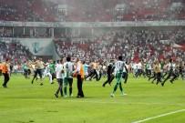 TFF SÜPER KUPA - Olaylı Süper Kupa maçına soruşturma