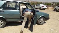 GAZIANTEP EMNIYET MÜDÜRLÜĞÜ - Oto Hırsızı Kovalamaca Sonucunda Yakalandı