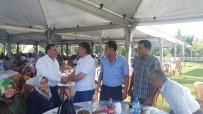 KAYABAŞı - Öz Taşıma İş Sendikası Kayseri'deki Üyeleriyle Piknikte Bir Araya Geldi