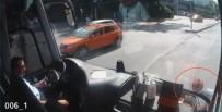 HAMIDIYE - Şişli'de Yolcu Otobüsü Yaşlı Adamı Ezdi