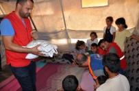 SÜLEYMAN ŞAH - Pakistan'dan Çadır Kentteki Suriyelilere 25 Ton Pirinç