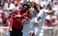 MANCHESTER UNITED - Real Madrid İle Manchester United Finallerde İlk Kez