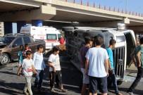 KÖPRÜLÜ - Şanlıurfa'da Trafik Kazası Açıklaması 9 Yaralı