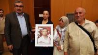 NECİP FAZIL KISAKÜREK - Şehit Babası Açıklaması 'Oğlum, Şehidim Bizi Hacca Götürüyor'