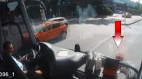 HAMIDIYE - Yolcu otobüsü yaşlı adamı ezdi