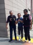 ÇALINTI OTOMOBİL - Suç Makinesi Çaldığı Otomobil İle Ankara'da Yakalandı