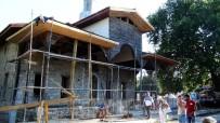 SADAKA - Tarihi Cami İbadete Açılacak