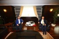 LÜTFI ELVAN - TBMM Başkanvekili Aydın Açıklaması  'Su Hayattır Yol Medeniyettir'