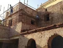 KıZıLDENIZ - TİKA, Sudan'da Osmanlı eserlerini restore ediyor
