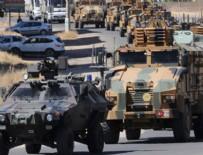 ZIRHLI ARAÇ - TSK sınıra yığınak yaptı