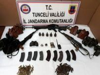 HASAN YAMAN - Tunceli'de Öldürülen Teröristlerden Biri Sözde Bölge Sorumlusu Çıktı