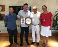 TURGUTREIS - Turgutreis Lions Kulübünden Başkan Kocadon'a Ziyaret