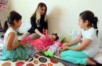 CAM KEMİK HASTASI - Van Büyükşehir Belediyesi Minik İlknur'a Umut Oldu