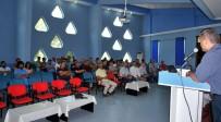 HÜSEYIN ÇALıŞKAN - Veteriner Hekimlere E-Reçete Anlatıldı