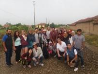 Yabancı Öğrenciler Köy Yaşamını Gördü