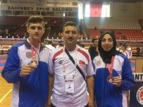 Yalovalı Karateciler Gaziantep'te 2 Madalya Kazandı