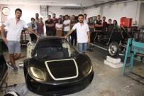 KOCAELI ÜNIVERSITESI - 18 Üniversiteli Ürettikleri Araç İle 450 Kilometre Gitmeyi Hedefliyor