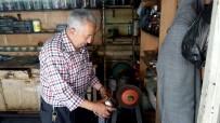 KAZANCı - 61 Yıldır Tencere, Tava, Çaydanlık Tamir Ediyor