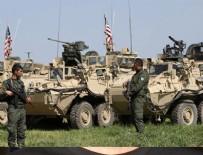 ASKERİ SEVKİYATI - ABD'den PKK/PYD'ye 112 tır yardım
