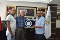 İŞGAL GİRİŞİMİ - ADIFED'den Başkan Toprak'a Plaket