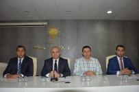 AK Parti Manisa'da Kongre Takvimini Belirledi