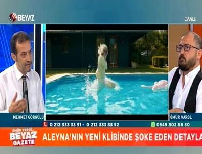 'Aleyna Tilki'nin klibi cinsel oblejelerle dolu'