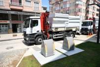 ÇÖP KONTEYNERİ - Altınordu'da Çöpler Yer Altına