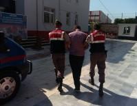 PARMAK İZİ - Aranan 2 Şahıs Yol Kontrolünde Yakalandı