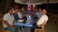 MEHMET ARSLAN - ASKF Toplantısı Hanönü'nde Yapıldı