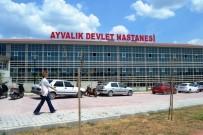 ALİ AYDINLIOĞLU - Aydınlıoğlu'dan Ayvalık Devlet Hastanesi'ne Dev Hizmet