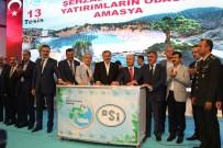 MILLI PARKLAR GENEL MÜDÜRLÜĞÜ - Bakan Eroğlu Amasya'da 126 Milyon TL'lik Tesislerin Temelini Attı