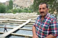 Banaz Çayı'ndaki Kirlilik Balık Çiftliğini Vurdu
