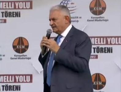 Başbakan Yıldırım'dan Kılıçdaroğlu'na çağrı