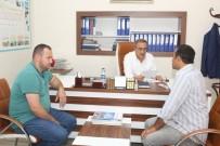 GÖKHAN KARAÇOBAN - Başkan Karaçoban Vatandaşlarla Buluştu
