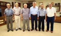 NURETTIN YıLMAZ - Başkan Karaosmanoğlu, Ziyaretçilerini Ağırladı