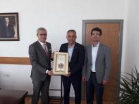 İLLER BANKASı - Başkan Yaman'ın Ankara Temasları