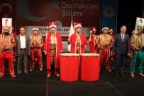 MEHTER TAKIMI - Beyşehir Belediyesi'nden Şehit Aileleri Ve Gazilere 'Mehteran' Jesti